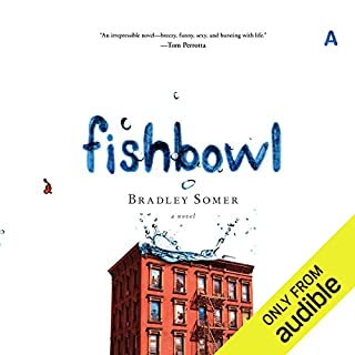 Fishbowl audiobook cover art
