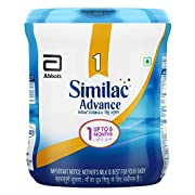 Similac Advance 1 is a spray dried stage 1 infant milk substitute for new born baby upto 6 months Similac Advance is an infant milk powder designed to support normal growth and development Contains Neuro-nutrients such as Omega 3 and 6 fatty acids (P...