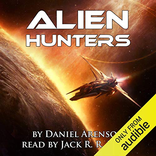 Alien Hunters, Book 1 Titelbild