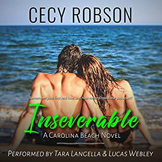 Inseverable audiobook cover art