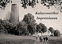 Kaiserswerther Impressionen (Tischkalender 2022 DIN A5 quer): Stimmungsvolle Eindruecke aus dem alten Staedtchen am Niederrhein (Monatskalender, 14 Seiten )