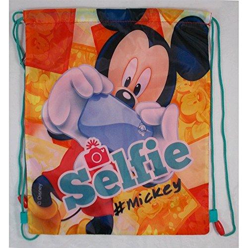 Sac Bourse de Disney Mickey cm. 40 x 33 x 1 – wd17065