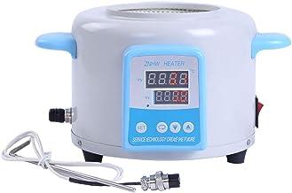 گرمایش گوشت گرمایش LED آزمایشگاه دیجیتال تا 380 ℃ (716 ℉) با کنترل دما برای پلاگین گرمایش مایع آزمایشگاه علمی (3000 میلی لیتر)