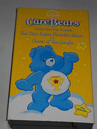 The Care Bears {Champ Care Bear Presents The Care Bears Exercise Show & Cheer of the Jungle}