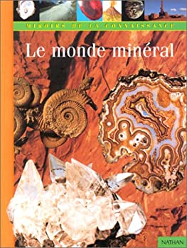 Paperback Le Monde minéral [French] Book