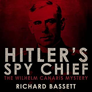 Hitler's Spy Chief cover art