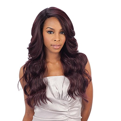 Freetress Equal Brazilian Natural Deep Invisible L Part Lace Front Wig DANITY (OH2730613) by FREETRESS EQUAL