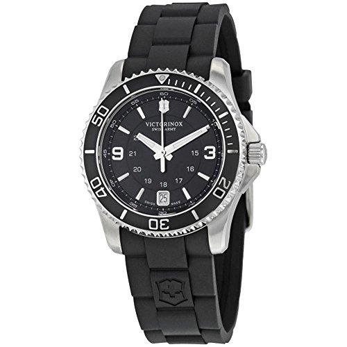 Victorinox donna-orologio Cronografo in acciaio inox Maverick luenette 241702