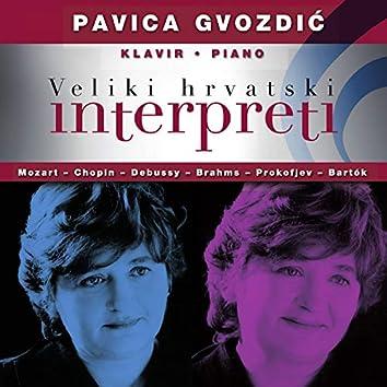 Veliki Interpreti: Pavica Gvozdić