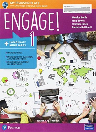 Engage. Per le Scuole superiori. Con e-book. Con 2 espansioni online [Lingua inglese]: Vol. 1