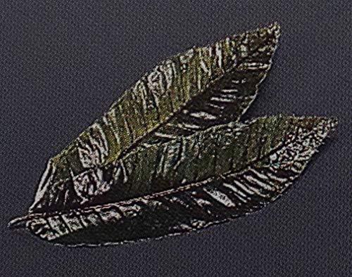 栗の葉 グリーン 300枚×16P 枚L13×W4cm 業務用 常温