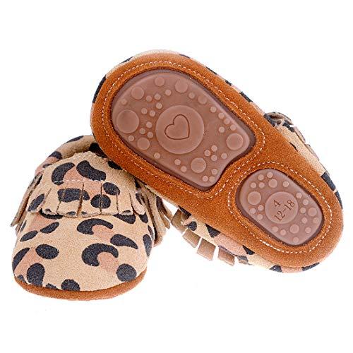 Pidoli Leather Moccasins