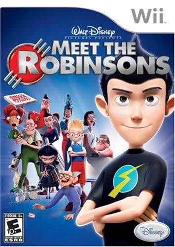 Meet the Robinsons [import anglais]