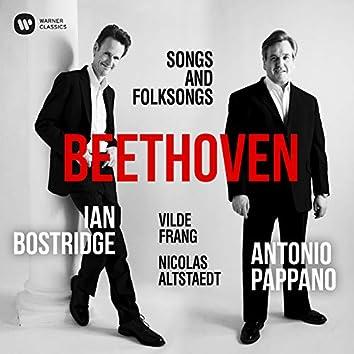 Beethoven: Songs & Folksongs