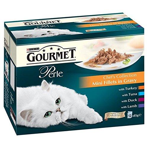 Gourmet Sélection 12 X 85G De Perle Mixte Chef Pochette (Lot de 6)