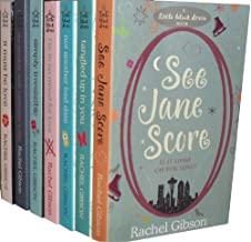 Little Black Dress Collection 7 Books Set (See Jane Score, Tangled Up in You, Not another Bad Date:Where'd all the good guys go?, I'm in No Mood for Love, Simply Irresistible, The Trouble with Valentine's Day, It Must be Love)(Rachel Gibson)