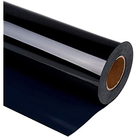 Green Vinyl Heat Transfer Textile Film T-Shirt for nylon 500mm 2 x 1m lengths
