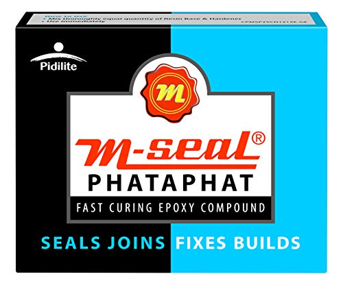 Pidilite M-SEAL PHATAPHAT FAST CURING EPOXY COMPOUND 25g