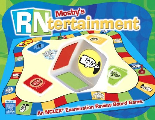 Mosby's RNtertainment: An NCLEX® Review Board Game