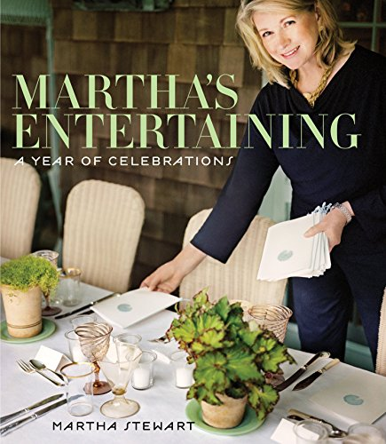 Compare Textbook Prices for Martha's Entertaining: A Year of Celebrations 1st Edition ISBN 9780307396464 by Martha Stewart,Frederic Lagrange,Chef Pierre Schaedelin