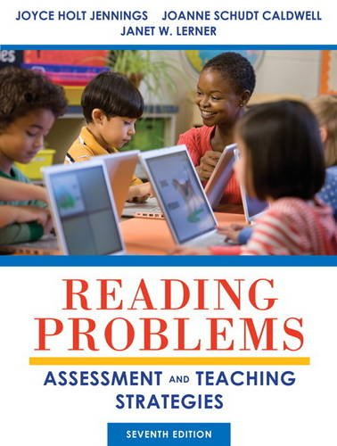 Reading Problems Assessment And Teaching Strategies 7th Edition