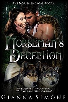 Norseman's Deception (The Norsemen Sagas Book 2) by [Gianna Simone]