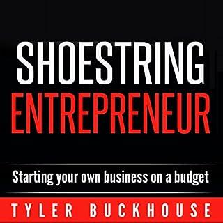 Shoestring Entrepreneur cover art