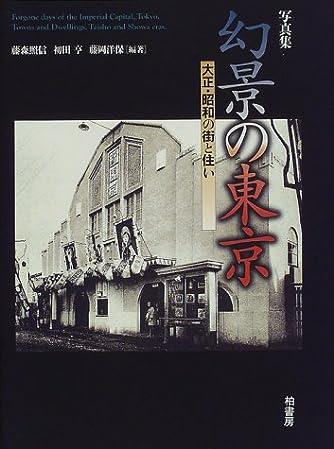 写真集 幻景の東京―大正・昭和の街と住い
