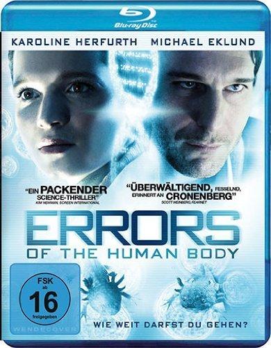 Errors of the Human Body [ Origen Alemán, Ningun Idioma Espanol ] (Blu-Ray)