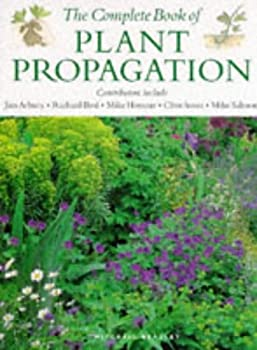 complete book of plant propagation 1857327535 Book Cover
