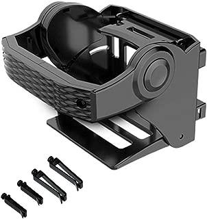 YeBetter Crash Bar Bouteille deau Moto Garde Potable Coupe Support de Support pour R1200Gs F800Gs Moto V/éLo ccessoires