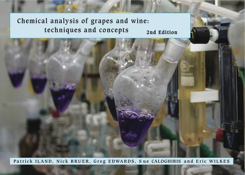 Chemical Analysis of Grapes and Wine: Techniques and Concept