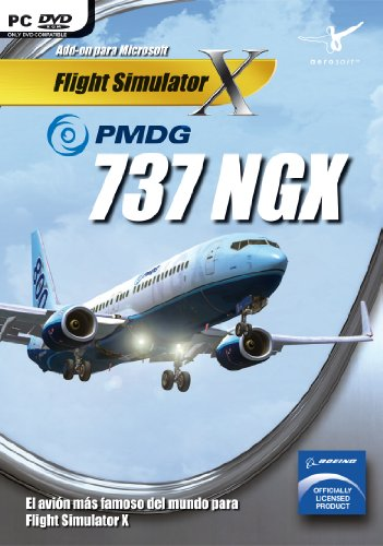 Extension de Flight Simulator BOEING 737 NGX PC FS-X de PMDG, en Español.