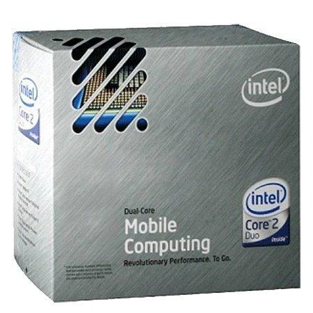 Intel Core 2 Duo T7700 Dual-Core Prozessor (2.4GHz, 4 MB Cache, Sockel 479, 800MHz FSB)