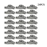 3L3Z6564A 24x Rocker Arm Set for 2005-2014 Fo-rd Mustang GT Explorer Expedition F150 F250 F350 F450 F550, Lincoln Navigator, Mercury Mountaineer 4.6L 5.4L 3V Engine GELUOXI