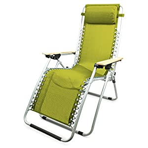 Garden Life Zero Gravity Chair - Various Colours