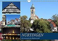 Nuertingen, die romantische Neckarstadt (Wandkalender 2022 DIN A4 quer): Erleben Sie einen visuellen Stadtbummel! (Monatskalender, 14 Seiten )