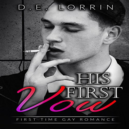 Gay Romance: His First Vow audiobook cover art
