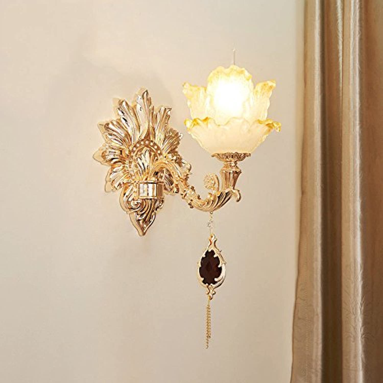 StiefelU LED Wandleuchte nach oben und unten Wandleuchten Crystal LED Wandleuchte Wohnzimmer Wand Bett im Schlafzimmer, zinklegierung Wandleuchte Wandleuchte, warmes Licht