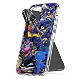 Phone Case Compatible with iPhone Comic Accessories Collage Waterproof Sly Shock Cooper Scratch 6 7 8 Plus Se 2020 X Xr 11 Pro Max 12 Mini