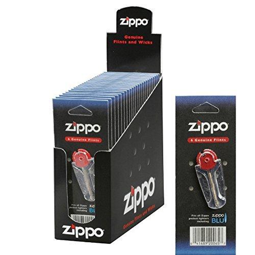 Echtes Zippo Flint Box von 24x 6