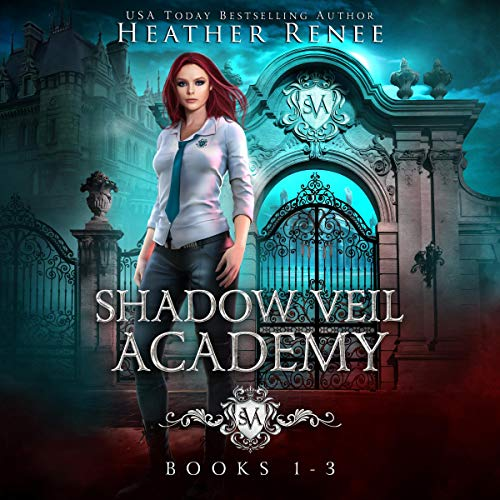 Shadow Veil Academy: Books 1-3  By  cover art