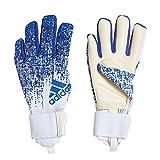 adidas Predator Pro PC, Guante de Portero, Bold Blue-White, Talla 8