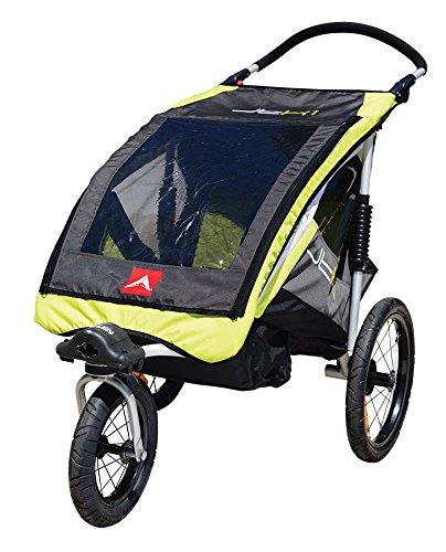 Allen Sports JTX-1 Trailer/Swivel Wheel Jogger,...