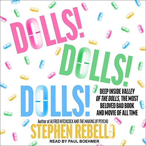Dolls! Dolls! Dolls! audiobook cover art