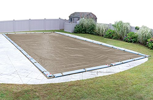 Pool Mate Winter Cover for In-Ground Swimming Pools – 20 ft. x 40 ft.