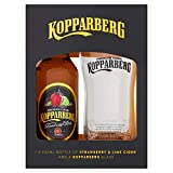 Kopparberg Cider & Glass Gift Set by Blue Tree Gifts