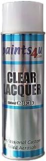 Paints4u 500ml Clear Lacquer. Automotive Grade High Gloss