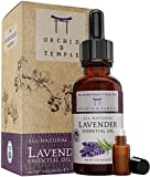 Lavender Essential Oil. 4 oz Bottle w Roller. Pure Therapeutic Grade Undiluted. For Bath, Diffuser,...