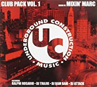 UC Club Pack Vol. 1 by Mixin Marc (2011-12-13)
